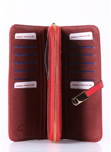 Polo Racouet Club Clutch / El Çantası Kırmızı